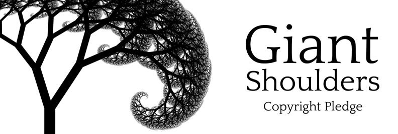 Giant Shoulders Logo Draft